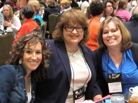Sarah Ladd, Carrie Fancett Pagels, Melanie Dickerson