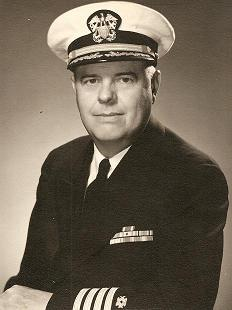 Captain Joseph White - USN My Father
