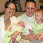 Jeff & Jill's family