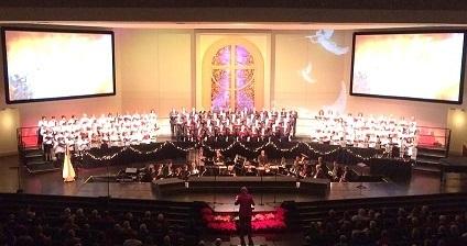 Chapel Christmas Concert